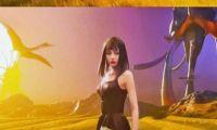 迪麗熱巴CG動畫大片未來感造型又颯又美
