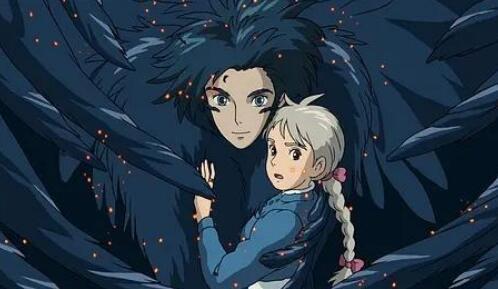 宫崎骏最被低估的一部宝藏动漫电影《哈尔的移动城堡》