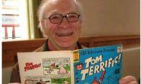 美国经典动画吉恩·戴奇去世 享年95岁