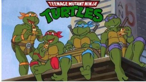 《忍者神龟》再次制作CG动画电影