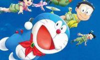 """""""哆啦A夢""""系列第40部劇場版發布全新豎版海報"""