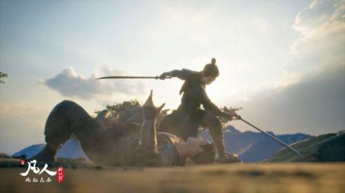 《凡人修仙传》影视化首发 经费在燃烧,神仙画风不负期待