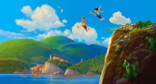 迪士尼皮克斯联手大作一部时代冒险片《卢卡》2021年上线
