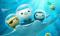 电影《海底小纵队:火焰之环》将在10月1日登陆全国院线