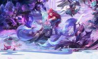 拳头游戏宣布展开一个月的绽灵节·灵魂莲华主题事件