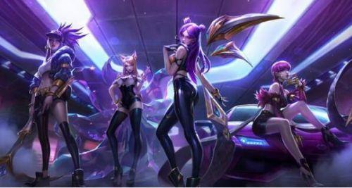 从游戏到音乐再到动画 英雄联盟的娱乐之路