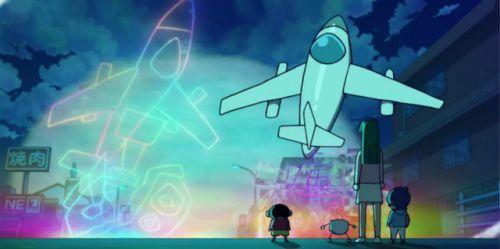 《蜡笔小新》最新作动画电影CM公开 9月11日上映