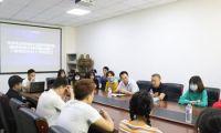 百集动画片《笨笨成长记》开机仪式在通化师范学院举行