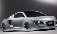 奥迪为好莱坞动画电影制作了RSQ E-Tron概念车