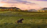 国产动画电影《木兰横空出世》公开了片尾曲《》木兰心》