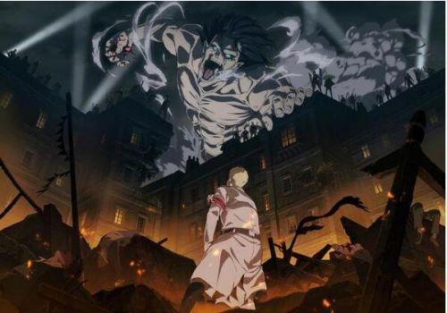 《进击的巨人》最终季动画最终季何时播放?官宣今年播出 漫画多人丧生或是悲剧收尾