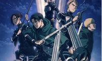 TV动画《进击的巨人》最终季确定12月6日开播