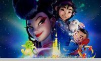 动画《飞奔去月球》全班亚裔卡司讲述中国传说
