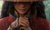 迪士尼动画新片《寻龙传说》发布了首张先导海报