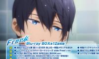 TV动画《Free!》公开第一季&第二季蓝光DVD的发售预告