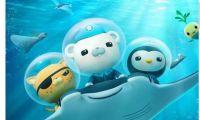 电影《海底小纵队:火焰之环》正式宣布定档2021年1月8日