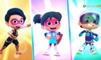 国产动画巨制《星光家族》在腾讯视频平台独家上映