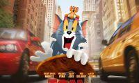 真人+CG动画电影《猫和老鼠》公开了最新海报
