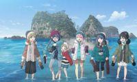 TV动画《摇曳露营△》第2季即将于2021年1月7日开播