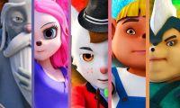 """动画电影《魔法鼠乐园》公开了""""魔法对战""""版新海报"""
