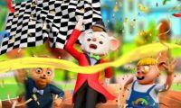 """动画《魔法鼠乐园》将映 发布""""奔跑吧罗宾""""MV"""