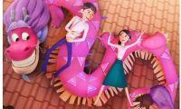 合家欢动画电影《许愿神龙》全国范围开展第二轮电影活动