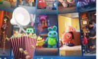 皮克斯全新动画短片合辑《皮克斯爆米花》首曝预告和海报