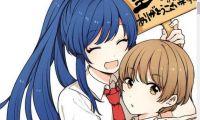 漫画《弱势角色友崎君》的作者宣布本画作将全卷重版