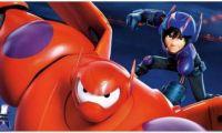 动画电影《超能陆战队》角色将以真人形象出现在漫威电影宇宙