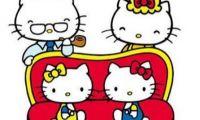 Hello Kitty将拍电影 真人与动画角色共演