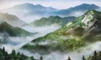 国产动画《秦岭神树》发布了定档PV