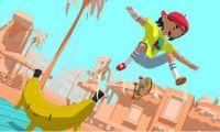 卡通滑板ACT《奥力奥力世界》发布