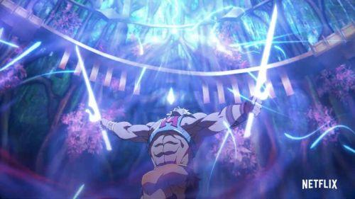 Netflix发布希曼新动画剧集《宇宙巨人希曼:启示录》新预告