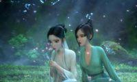 赵雅芝现身国产动画电影《白蛇2:青蛇劫起》首映礼