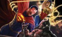 DC发布动画电影《不义联盟》最新宣传海报以及发售时间