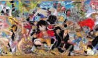 纪念《海贼王》漫画100卷 巨幅纪念海报公开