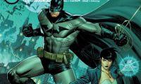 《蝙蝠侠:城市传奇》第11期的封面正式公开