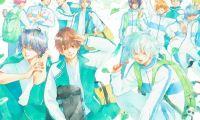 动画《后空翻!!》公开BD&DVD BOX的第三卷封面图