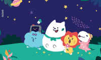 王源原创IP——ROY6出动画片了 B站上线