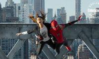 索尼影业发布漫改电影《蜘蛛侠:英雄无归》的全新剧照