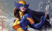 《X战警》中人气角色「X-23」劳拉·金妮的人物图公开