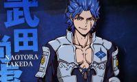 电视动画《东方少年》公开了武田尚虎的角色PV